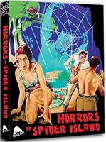 Dorothee Glocklen - Horrors of Spider Island