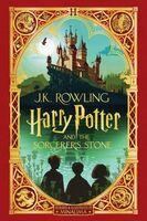 Rowling, J K - Harry Potter and the Sorcerer's Stone: Mina Lima Edition