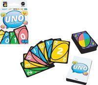 Uno - Mattel Games - UNO Iconic 2010's