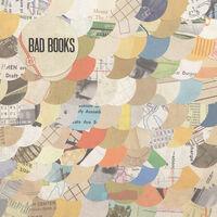 Bad Books - Bad Books (Cream with Orange, Yellow, Blue Splatter)