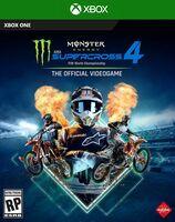 Xb1 Monster Energy Supercross 4 - Monster Energy Supercross 4 for Xbox One