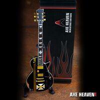 James Hetfield - James Hetfield Metallica Maltese Cross Mini Guitar