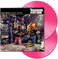 Thundermother - Heat Wave (Deluxe Edition) (Pink Vinyl) [Colored Vinyl]