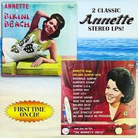 Annette Funicello - Annette At Bikini Beach / Golden Surf