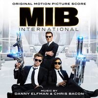 Danny Elfman - Men In Black: International (Original Motion Picture Score) [LP]