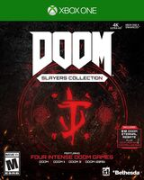 Xb1 Doom Slayers Club Collection - Doom Slayers Club Collection for Xbox One