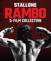 Rambo [Movie] - Rambo: 5-Film Collection