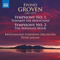 Kristiansand Symphony Orchestra - Symphonies 1 & 2