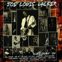 Joe Louis Walker - Blues Comin' On [Limited Edition White LP]