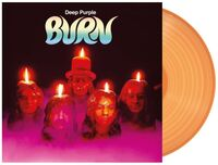 Deep Purple - Burn [Import Opaque Orange LP]