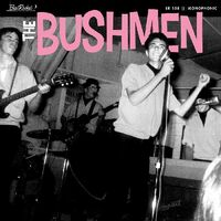 The Bushmen - The Bushmen [White LP]