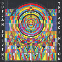 Sufjan Stevens - The Ascension [Clear 2LP]