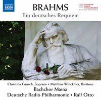 Bachchor Mainz - Ein Deutsches Requiem