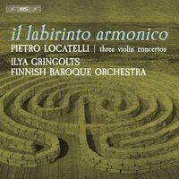 Ilya Gringolts - Il Labirinto Armonico (Hybr)