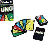 Uno - Mattel Games - UNO Iconic 2000's