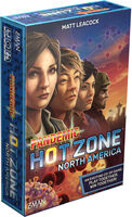 Pandemic Hot Zone North America - Pandemic Hot Zone North America