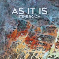 Steve Roach - As It Is [Digipak]