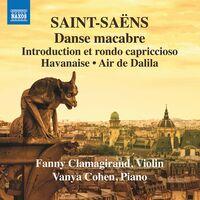 Saint-Saens / Clamagirand / Cohen - Music For Violin & Piano 3
