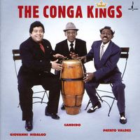 "Carlos ""Patato"" Valdes - The Conga Kings"