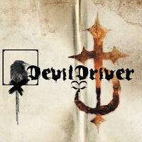 DevilDriver - Devildriver (White, Orange & Gold Splatter)  (rocktober 2018 Exclusive)
