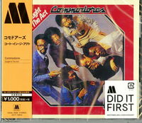Commodores - Caught In The Act [Limited Edition] (Jpn)