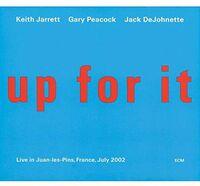 Keith Jarrett - Up For It (Ltd) (Jpn)