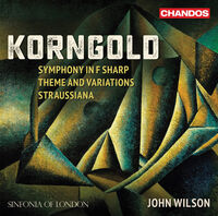 Sinfonia Of London - Symphony in F Sharp