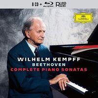 Wilhelm Kempff - Complete Beethoven Sonatas