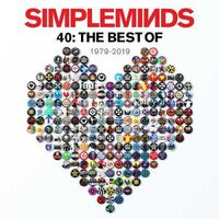 Simple Minds - 40: The Best Of - 1979-2019 [Deluxe 3CD]