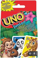 Games - Mattel Games - UNO Junior 2.0