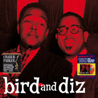 Dizzy Gillespie / Charlie Parker - Bird & Diz [180-Gram Red Colored LP With Bonus Tracks]