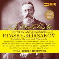 RIMSKY-KORSAKOV - Complete Operas & Fragments