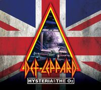 Def Leppard - Hysteria At The O2 [Limited Edition 2CD]