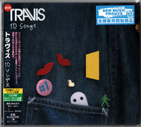 Travis - 10 Songs (Bonus Track) [Import Deluxe]
