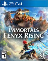 Ps4 Immortals Fenyx Rising - Ps4 Immortals Fenyx Rising