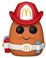 Funko Pop! AD Icons: - FUNKO POP! AD ICONS: McDonalds- Fireman Nugget