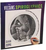 Pavitte, Thomas - Disney Villains: Spiroglyphics