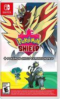 Swi Pokemon Shield + Shield Expansion - Swi Pokemon Shield + Shield Expansion