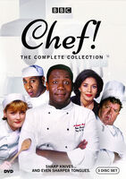Roger Griffiths - Chef!: The Complete Collection