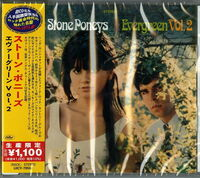 Stone Poneys - Evergreen Vol 2 [Reissue] (Jpn)