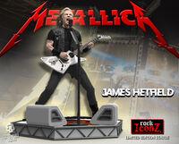 Knucklebonz - Knucklebonz - Metallica - James Hetfield Rock Iconz