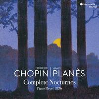Alain Planes - Chopin: Nocturnes