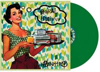 Ministry - Moral Hygiene (Green Vinyl) [Colored Vinyl] (Grn) [Limited Edition]