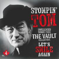 Stompin Connors  Tom - Unreleased Songs Vol 4 (Blk) [Colored Vinyl] (Gry) [Limited Edition]