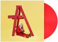 Billie Eilish - Dont Smile At Me [Limited Edition Red LP]