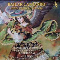 Jordi Savall - Bailar Cantando - Fiesta Mestiza En El Peru