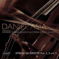 Amernet String Quartet - String Quartets Nos 1, 2 And 3