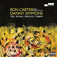 Ron Carter & Danny Simmons - The Brown Beatnik Tomes - Live at BRIC House