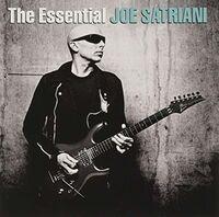 Joe Satriani - Essential Joe Satriani (Gold Series) (Aus)