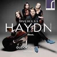 Dudok Quartet Amsterdam - String Quartets 20 1